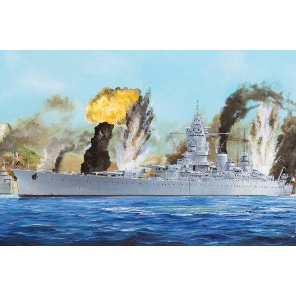 Franse marine Slagschip Duinkerke