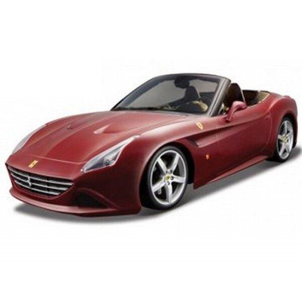 BURAGO 26011 Ferrari California T OPEN TOP RACE & PLAY 1/24