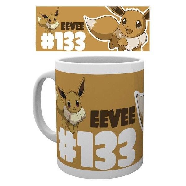 Pokemon Mug 133 Eevee
