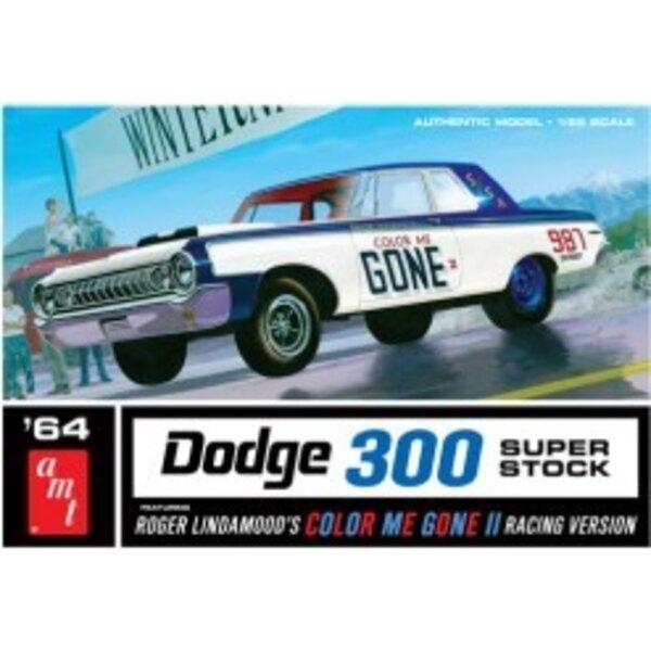 1964 Dodge 300 Superstock Roger Lindamonds 'Color Me Gone'