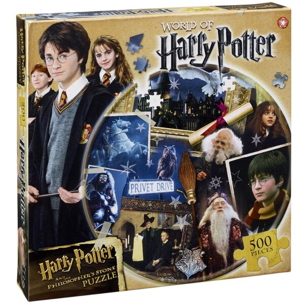 Puzzle Harry Potter Puzzle Philisophers Stone