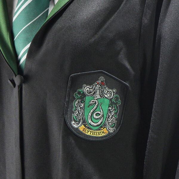 Harry Potter Slytherin gewaden