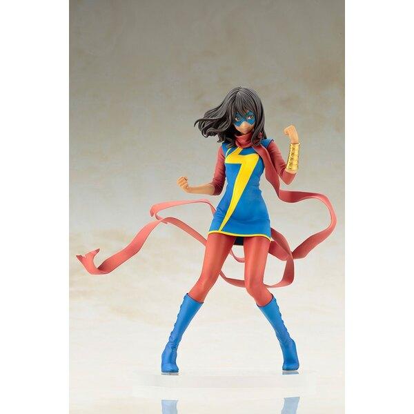 Marvel Bishoujo PVC beeldje 1/7 Ms. Marvel (Kamala Khan) 19 cm