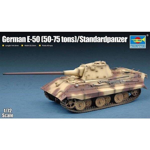 Duitse E-50 (50-70 ton / Standardpanzer