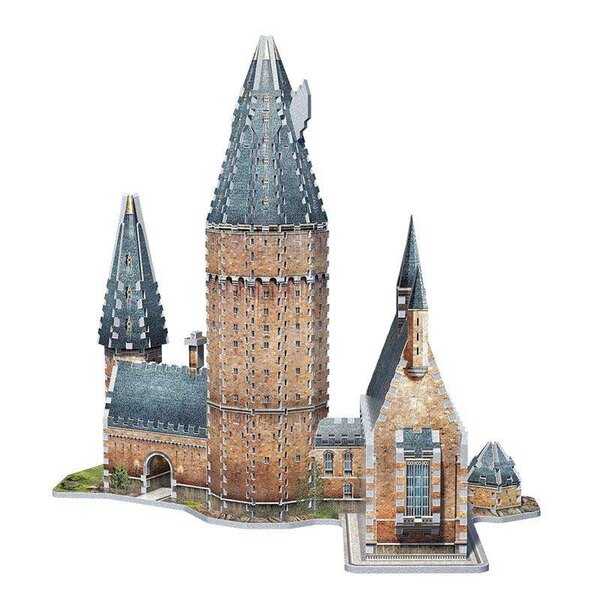 Puzzle 3d Harry Potter 3D Puzzel Great Hall