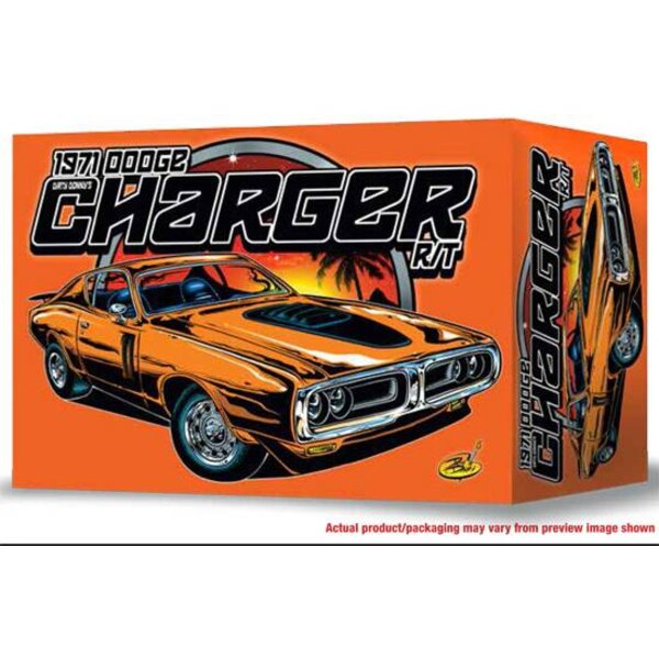Dodge 1971 Charger 1/25