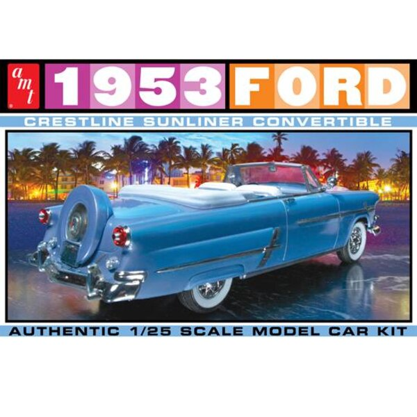 FORD Convertible 1953 1/25