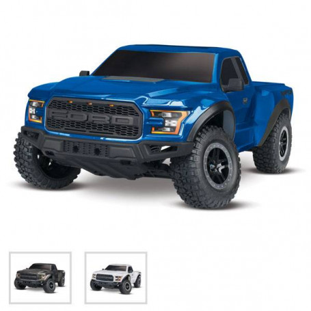 FORD RAPTOR F-150-4x2 - 1/10 BRUSHED TQ 2.4GHZ - iD