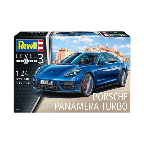 Porsche Panamera 2 Nieuwe tool