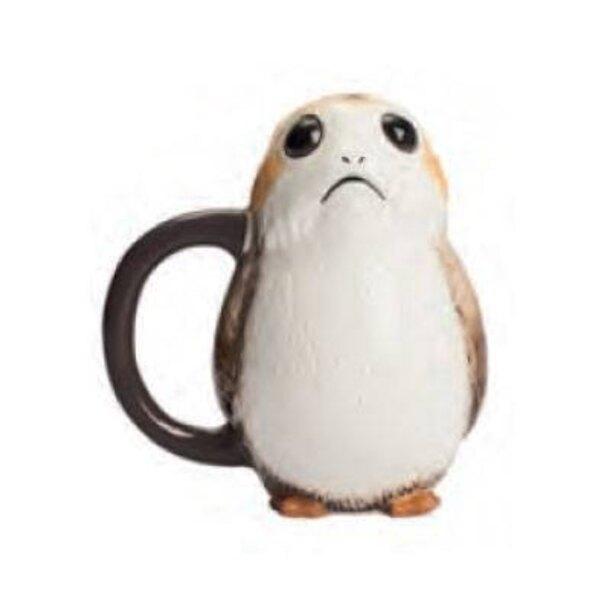 Star Wars Episode VIII 3D Mug Porg
