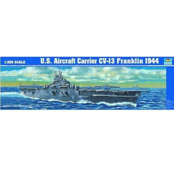 US FRANKLIN CV-13 1944