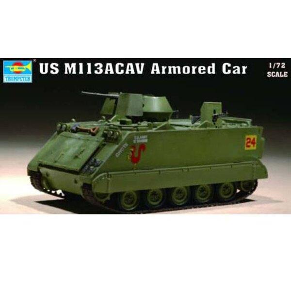 US M113ACAV