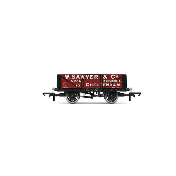 5 Plank Wagon, W. Sawyer - tijdperk 3