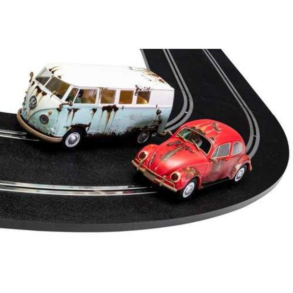VW Kever en Camper Van - West Coast Rat Look - Limited Edition - heeft de validatie van de houder van rechten ingediend