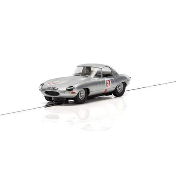 Jaguar E-type Nurburgring 1000 KM 1963