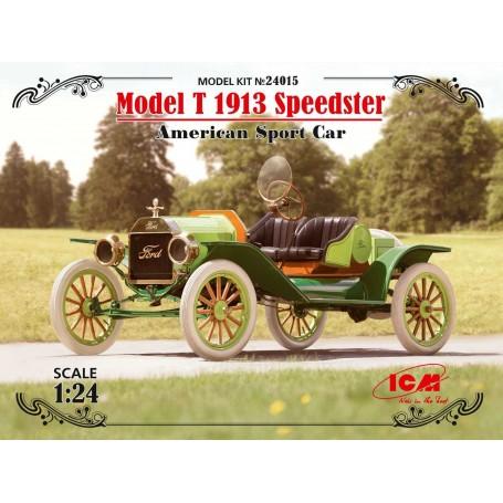 Model T 1913 Speedster, Amerikaanse sportwagen SPECIALE LAGE PROMOTIEPRIJS !!!! & bullet;Deze specifieke kit is de allereerste