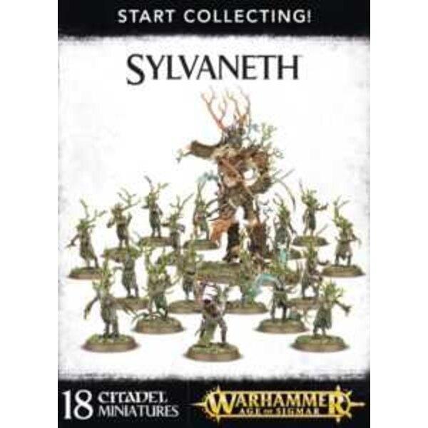 Begin met het inzamelen van SYLVANETH