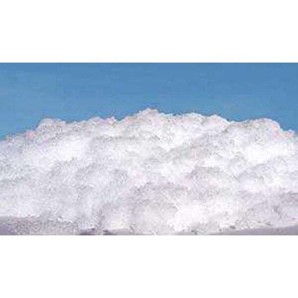 Fijne verpletterde witte silicaat 'sneeuw' effect, kan worden gebruikt met elk model of accessoire, ideaal voor het maken van sn