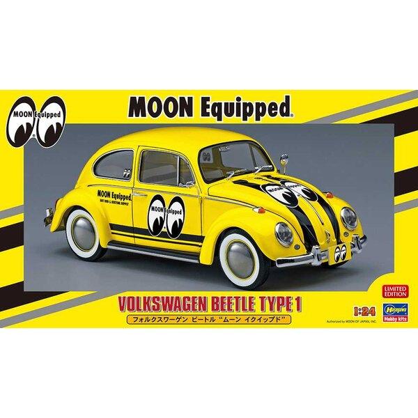 """Volkswagen (VW) Beetle TYPE 1 """"MOON Equipped"""""""