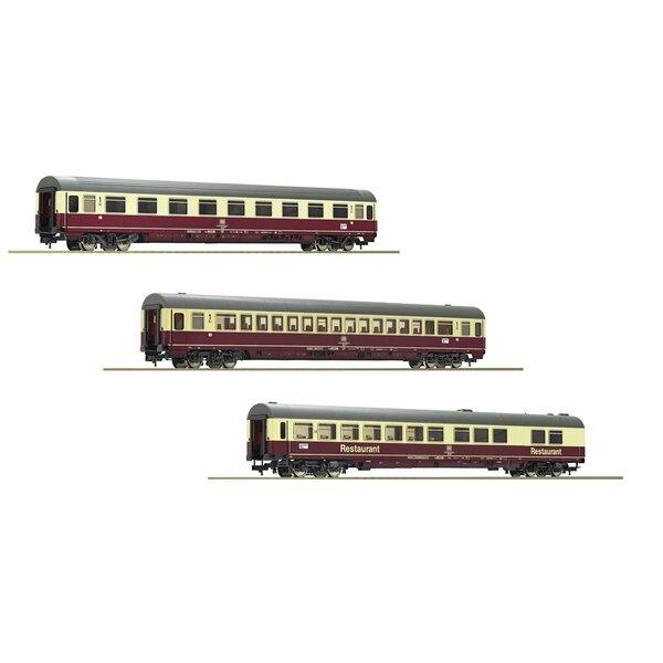 """3 piece IC set """"Riemenschneider"""" (Set 1), DB"""