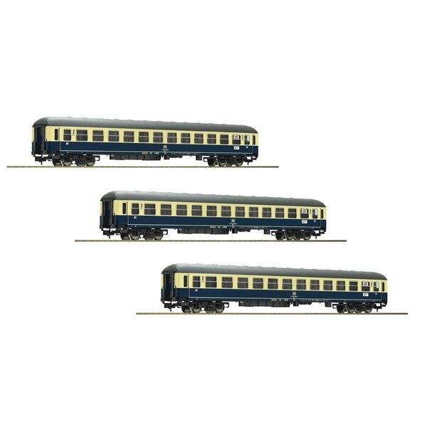 """3 piece IC set """"Riemenschneider"""" (Set 2), DB"""