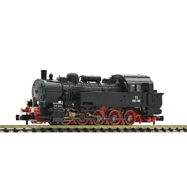 Steam locomotive Gruppo 897, FS