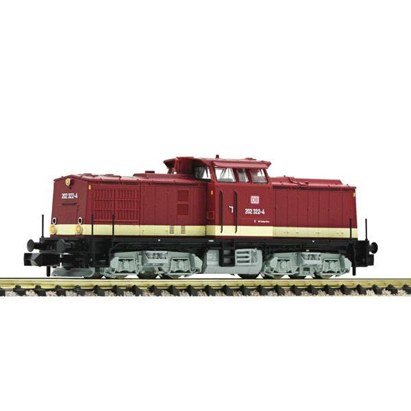 Diesel locomotive series 202, DB AG