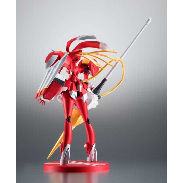 Darling in the Franxx Robot Spirits Action Figure Side Franxx Strelizia XX 16 cm