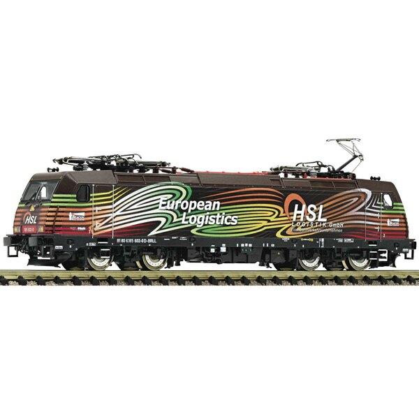 Elektrische locomotief 185 602-0, HSL