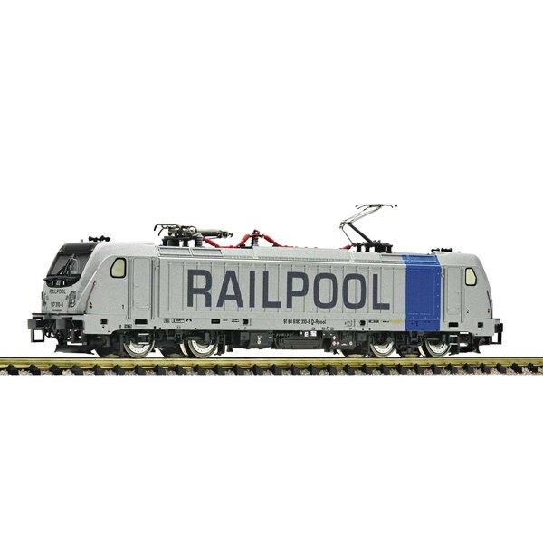 Elektrische locomotief klasse 187, Railpool