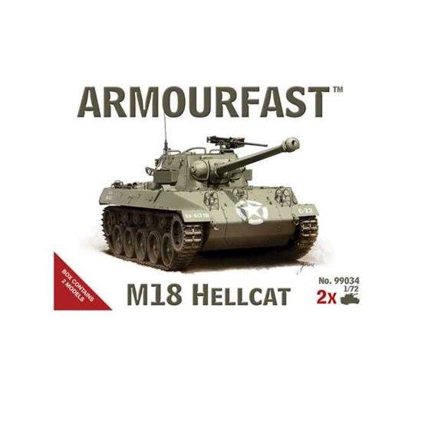M18 HELLCAT bij