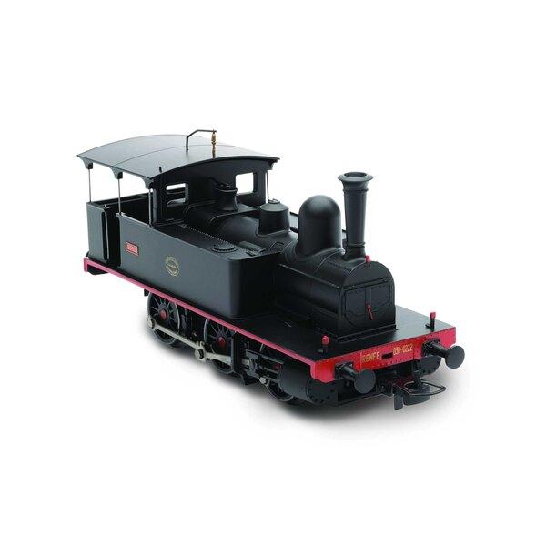 Steam Locomotive 0222 St. Leonard, RBAcena