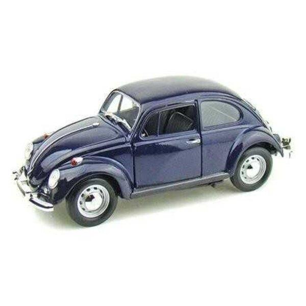 VW BEETLE 1967 DARK BLUE