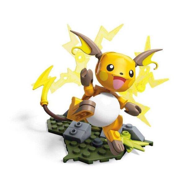 Pokémon-bouwspel Mega Construx Raichu