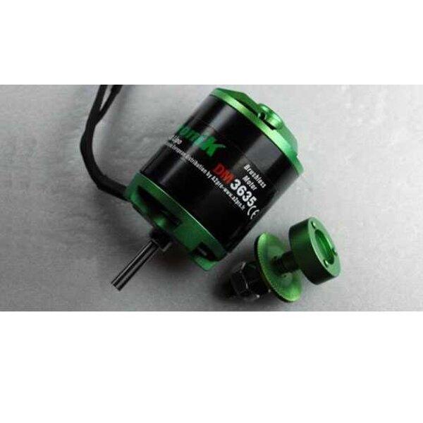 DM3635 Kv470-motor