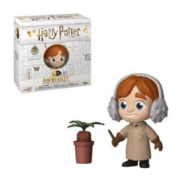 Harry Potter beeldje 5 Star Ron Weasley (Herbology) 8 cm