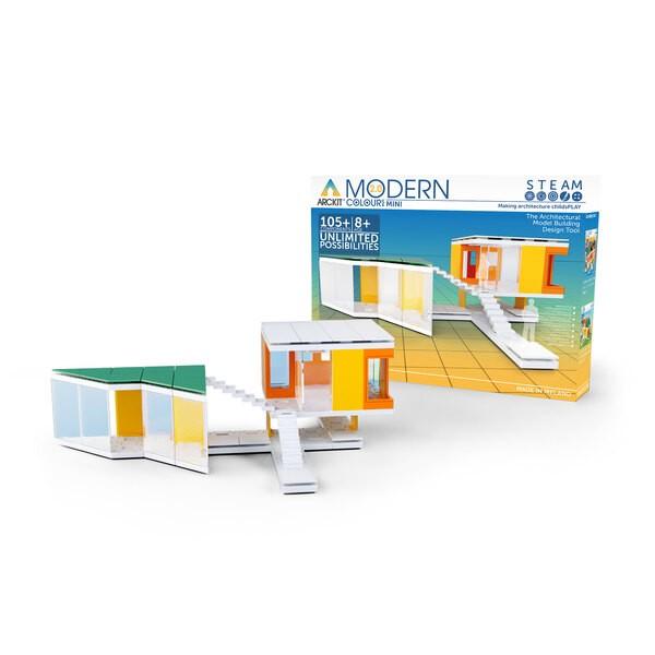 Mini moderne kleuren 2.0 Architectenmodel kit