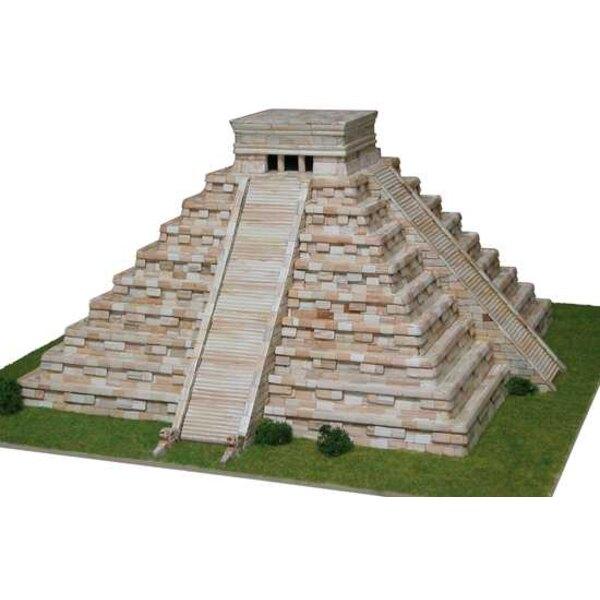 Tempel van Kukulcan (Mexico)
