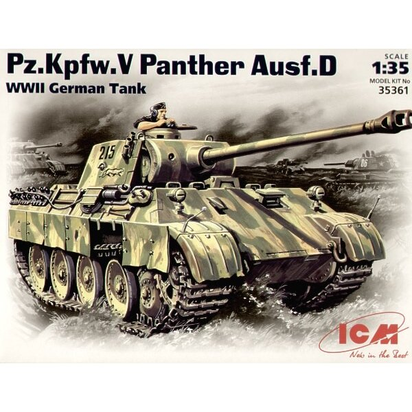Pz.Kfw.V Ausf.D Panther