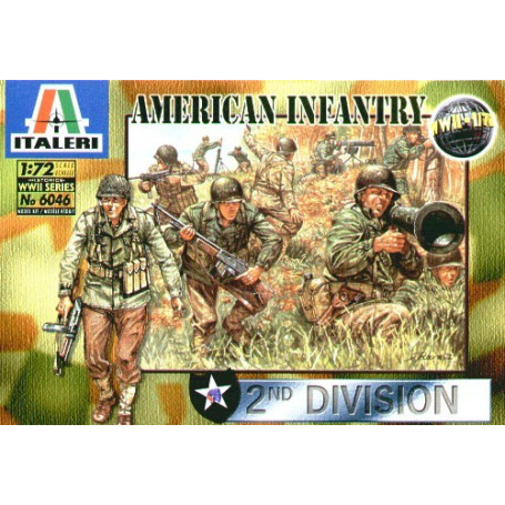 American Infantry WWII
