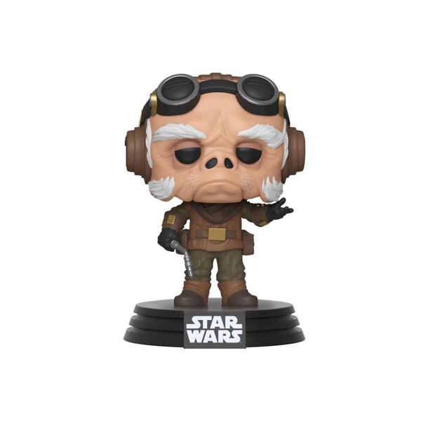 Star Wars The Mandalorian Figurine POP!TV Vinyl Kuiil 9 cm Funko FK42063