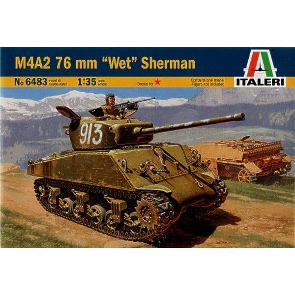 M4A2 6mm ′Wet′ Sherman
