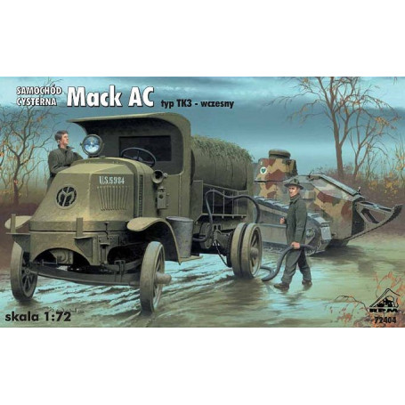 Mack AC Fuel Truck type TK3 early version