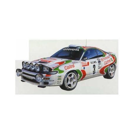 Castrol Celica 1993 Monte Carlo Rally Winner