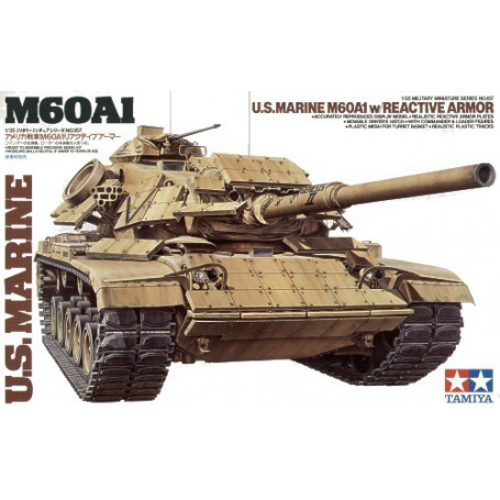 M60A1 with reactive armour