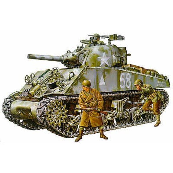 M4A3 Sherman 105mm Howitzer Assualt Support