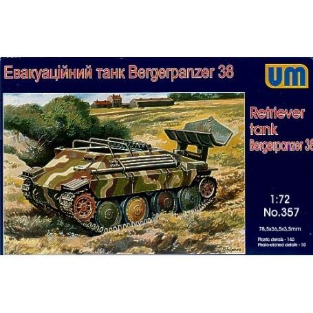 Bergerpanzer 38 (Hetzer)