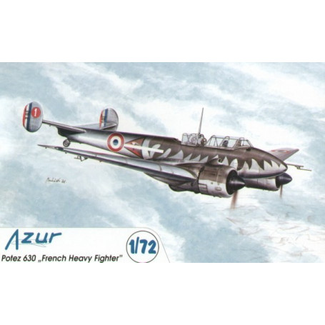 Potez 630 French Air Force