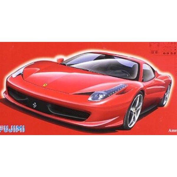 Ferrari 458 1:24