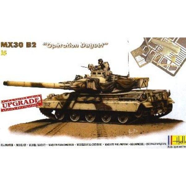 AMX 30 B2 Operation Daguet Gulf War 1:35